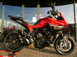 TURISMO VELOCE ROSSO EAS ABS