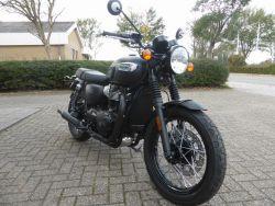 Bonneville T100 Black  Bonnevi