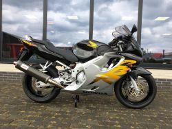 CBR 600 F  Honda CBR 600 F 199