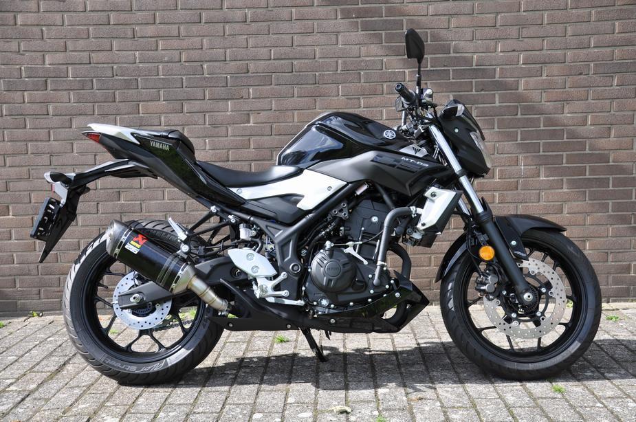 סנסציוני Te Koop: YAMAHA MT 03 - BikeNet ZR-56