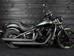 VN 900 Custom  - 35kW motorfie