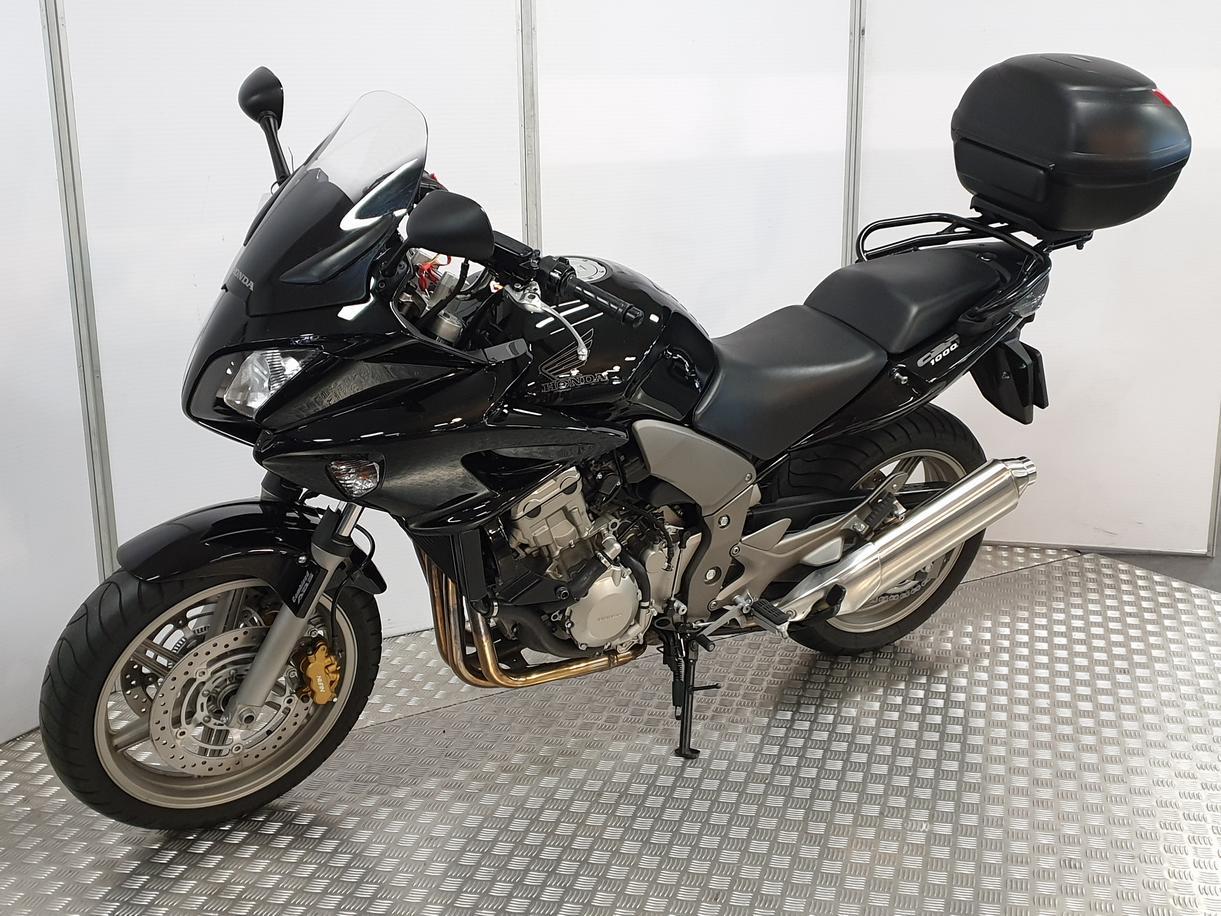 HONDA - CBF 1000 A 8