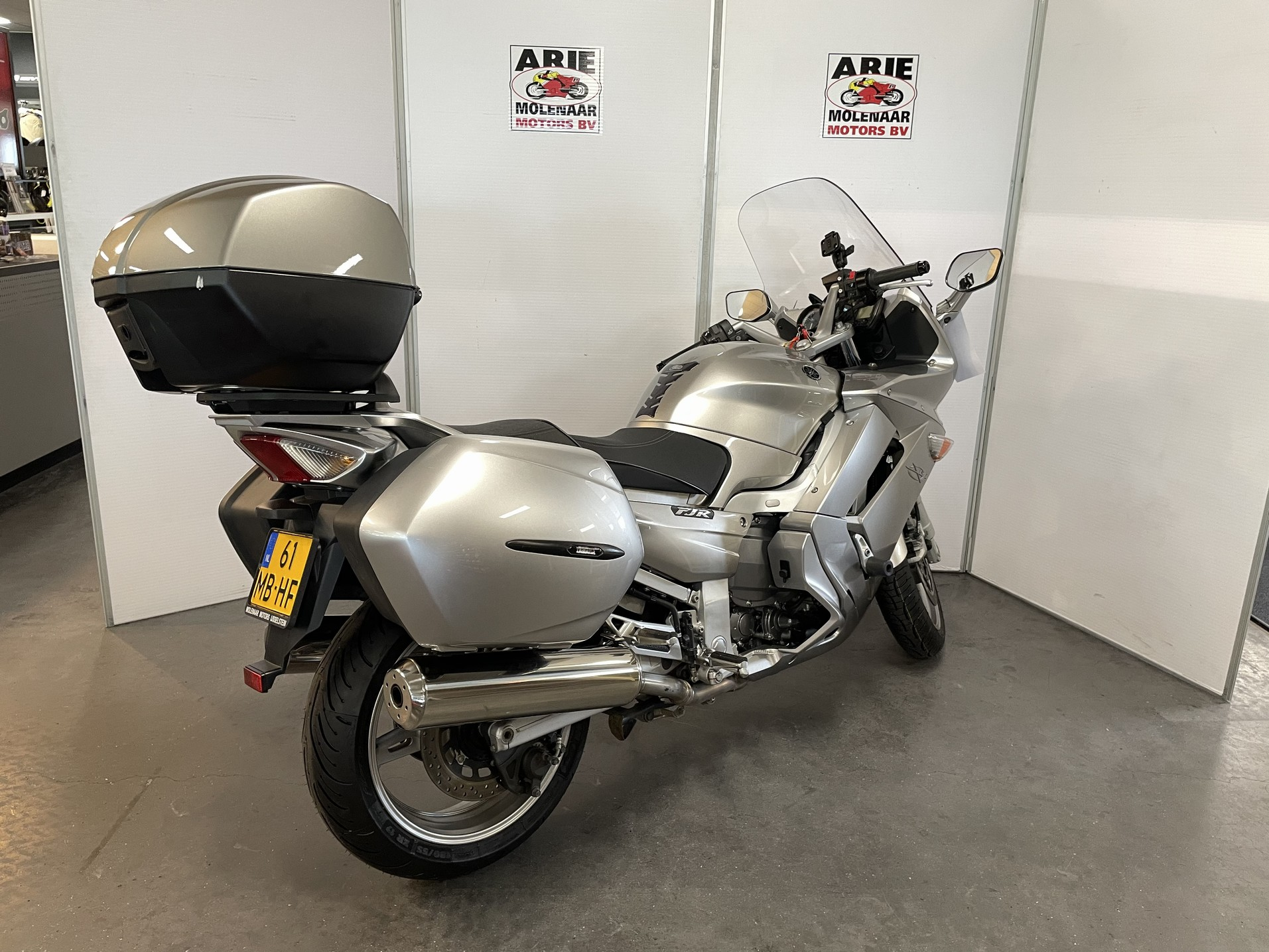 YAMAHA - FJR 1300 ABS AS