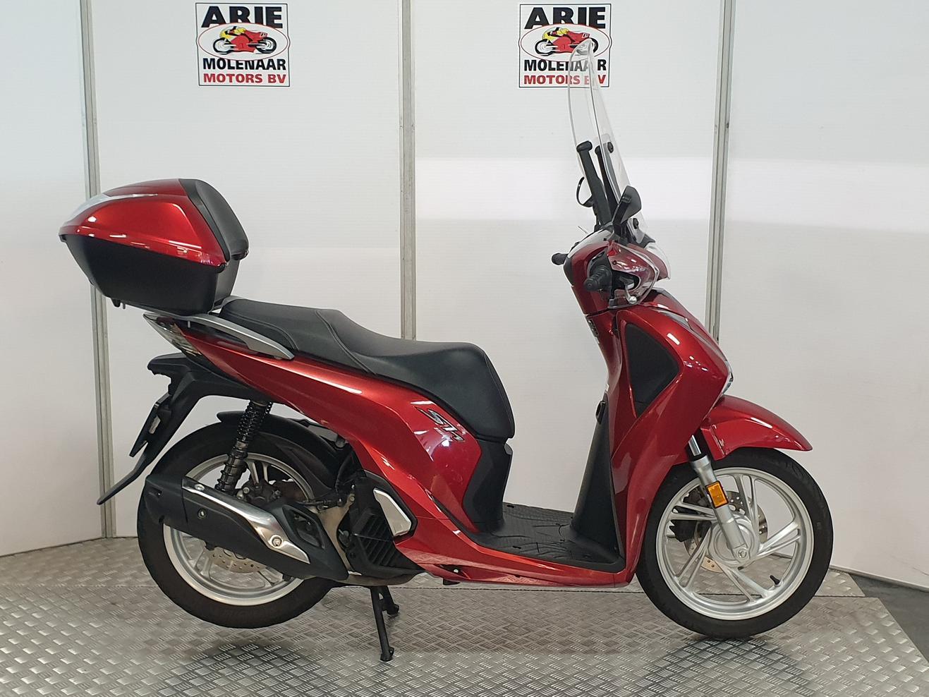 HONDA - SH 150 ABS