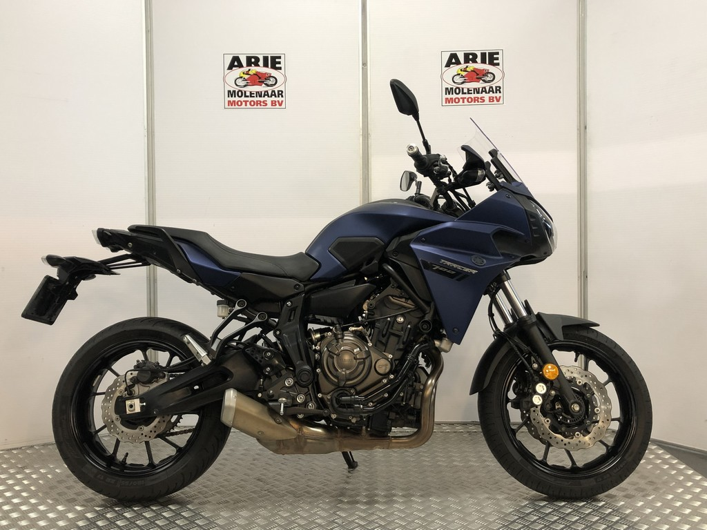 YAMAHA - MT 07 TRACER ABS