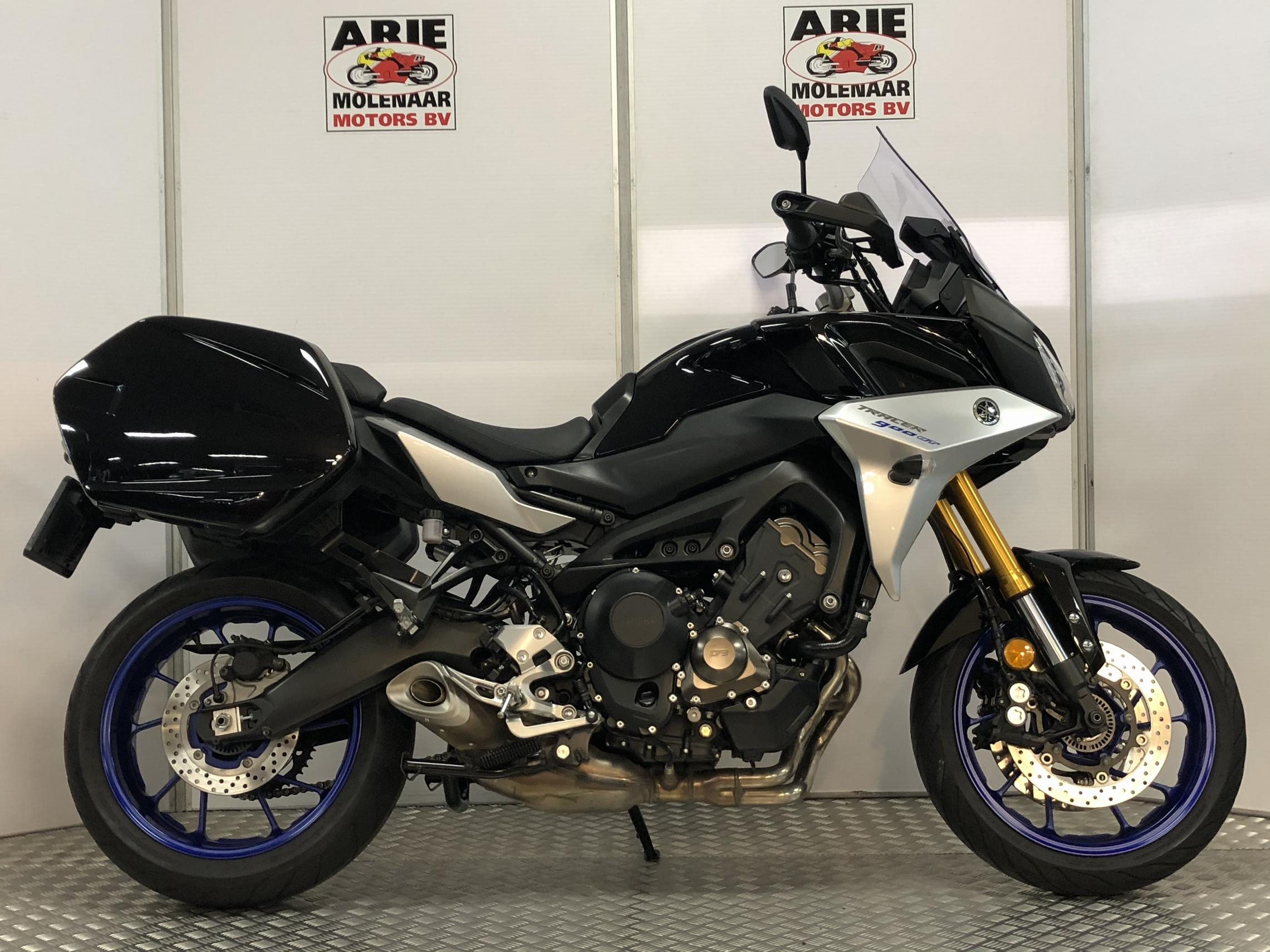YAMAHA - MT 09 TRACER GT ABS