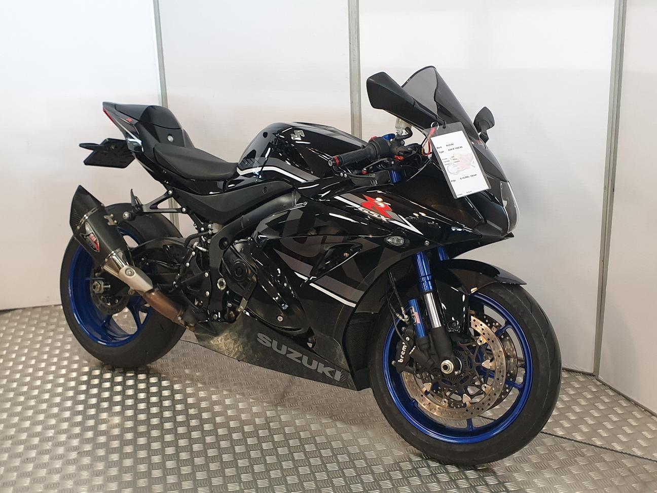 SUZUKI - GSX-R 1000 RA