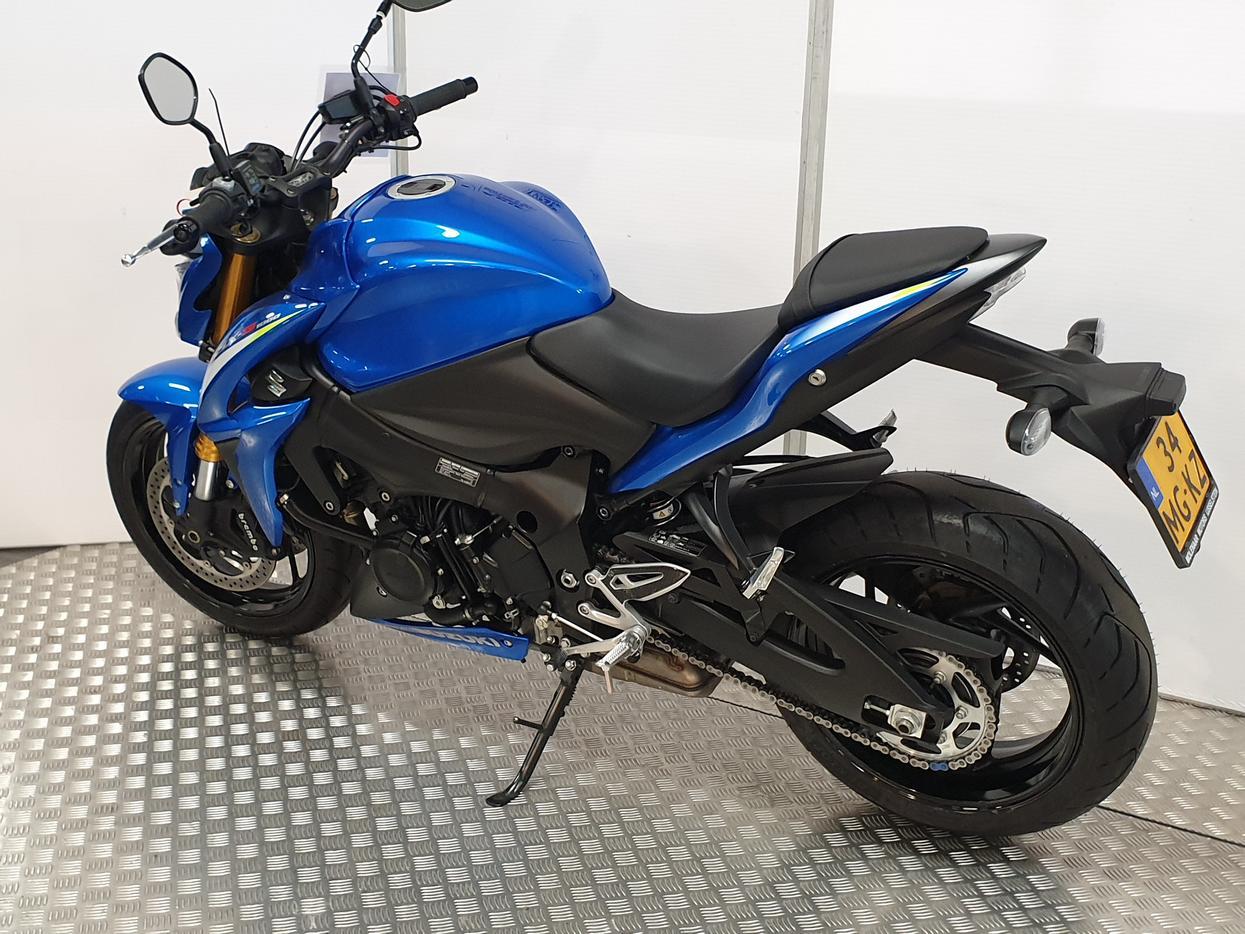 SUZUKI - GSX S 1000 ABS