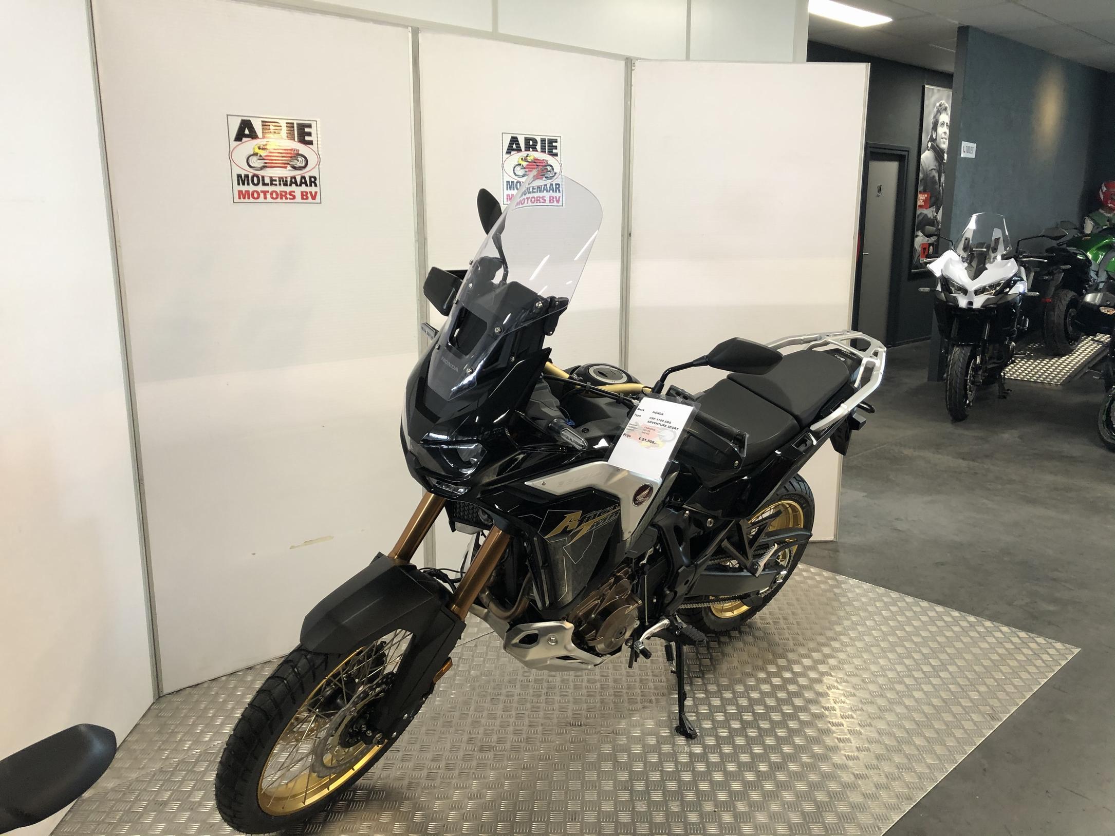 HONDA - CRF 1100 ABS ADV SPORT