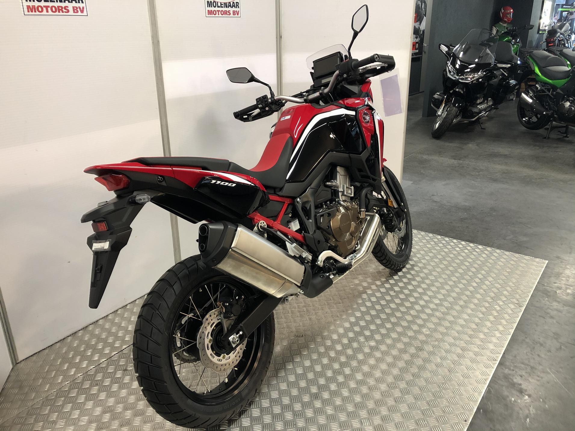 HONDA CRF 1100 ABS DCT