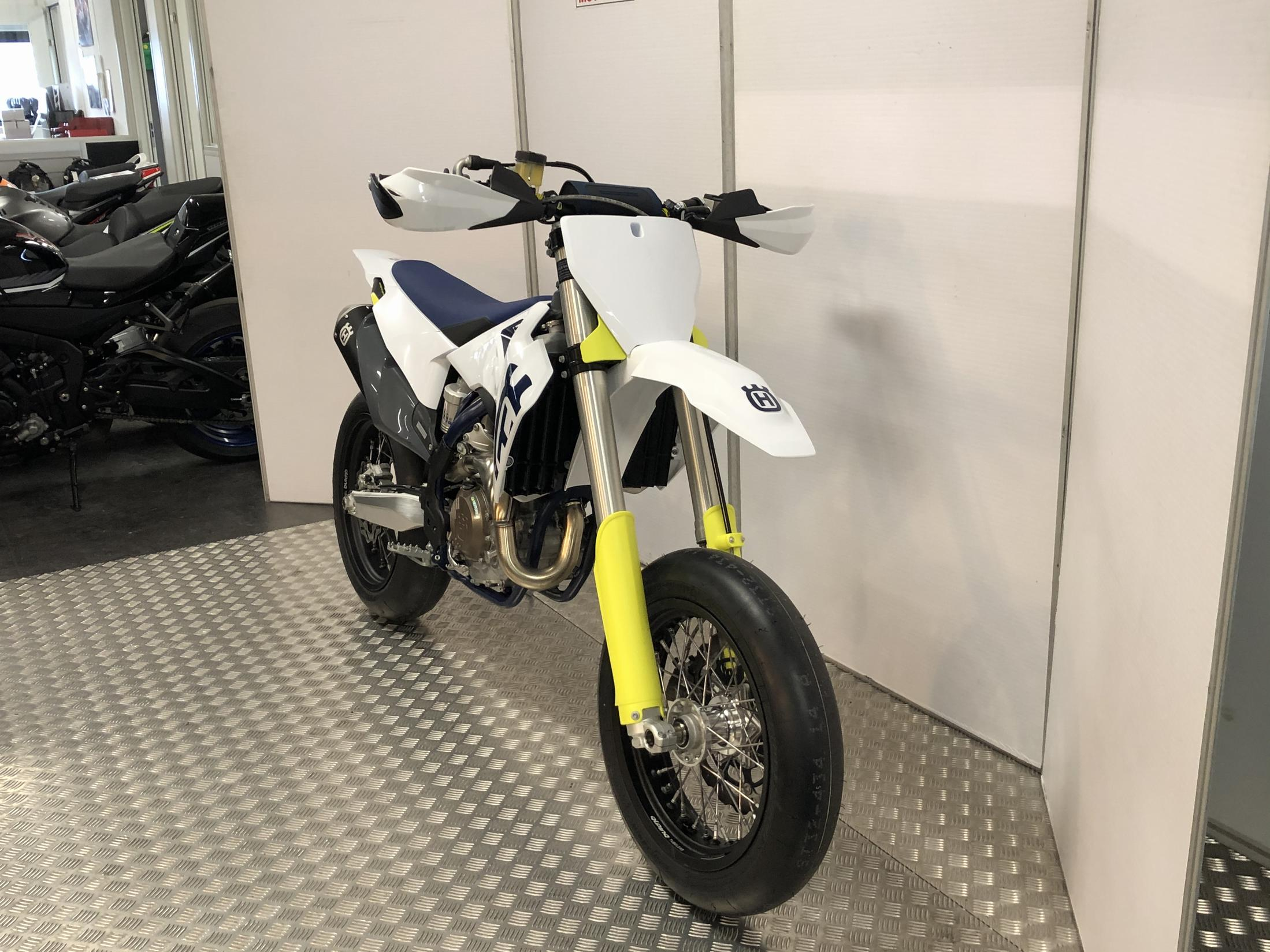 HUSQVARNA - FS 450 S. MOTO