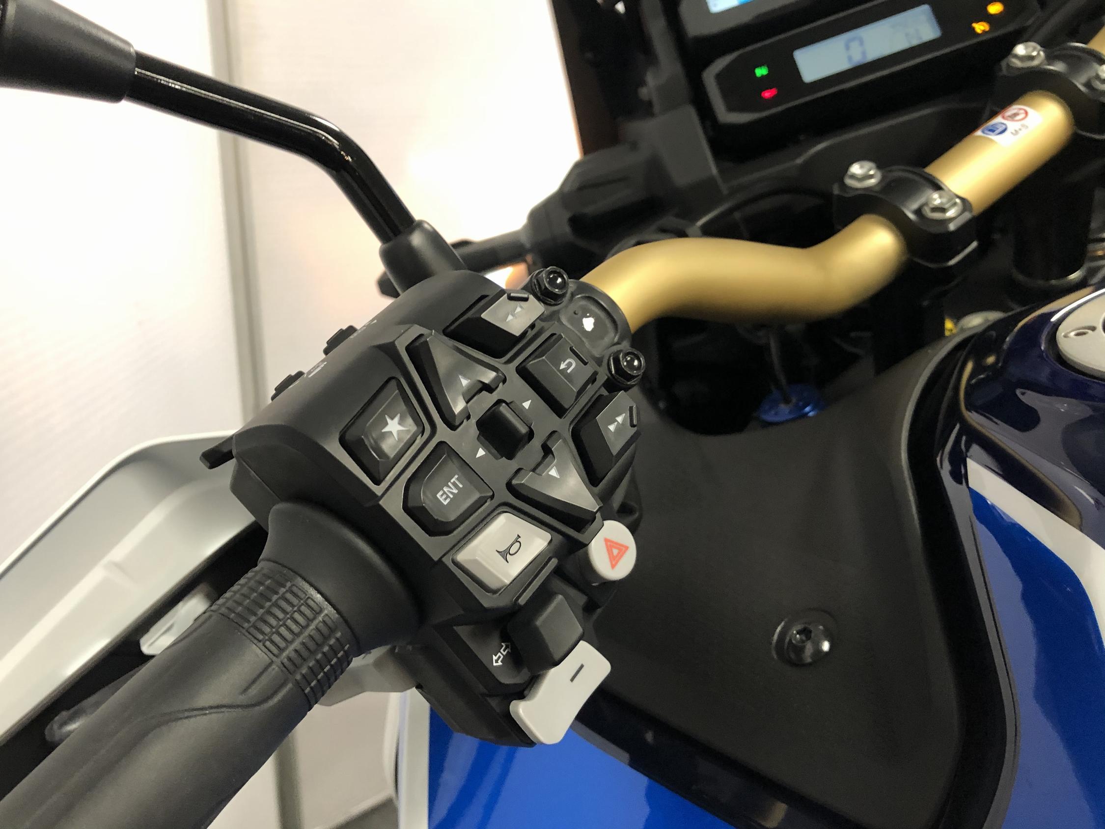 HONDA CRF 1100 ABS ADV SPORTS DCT