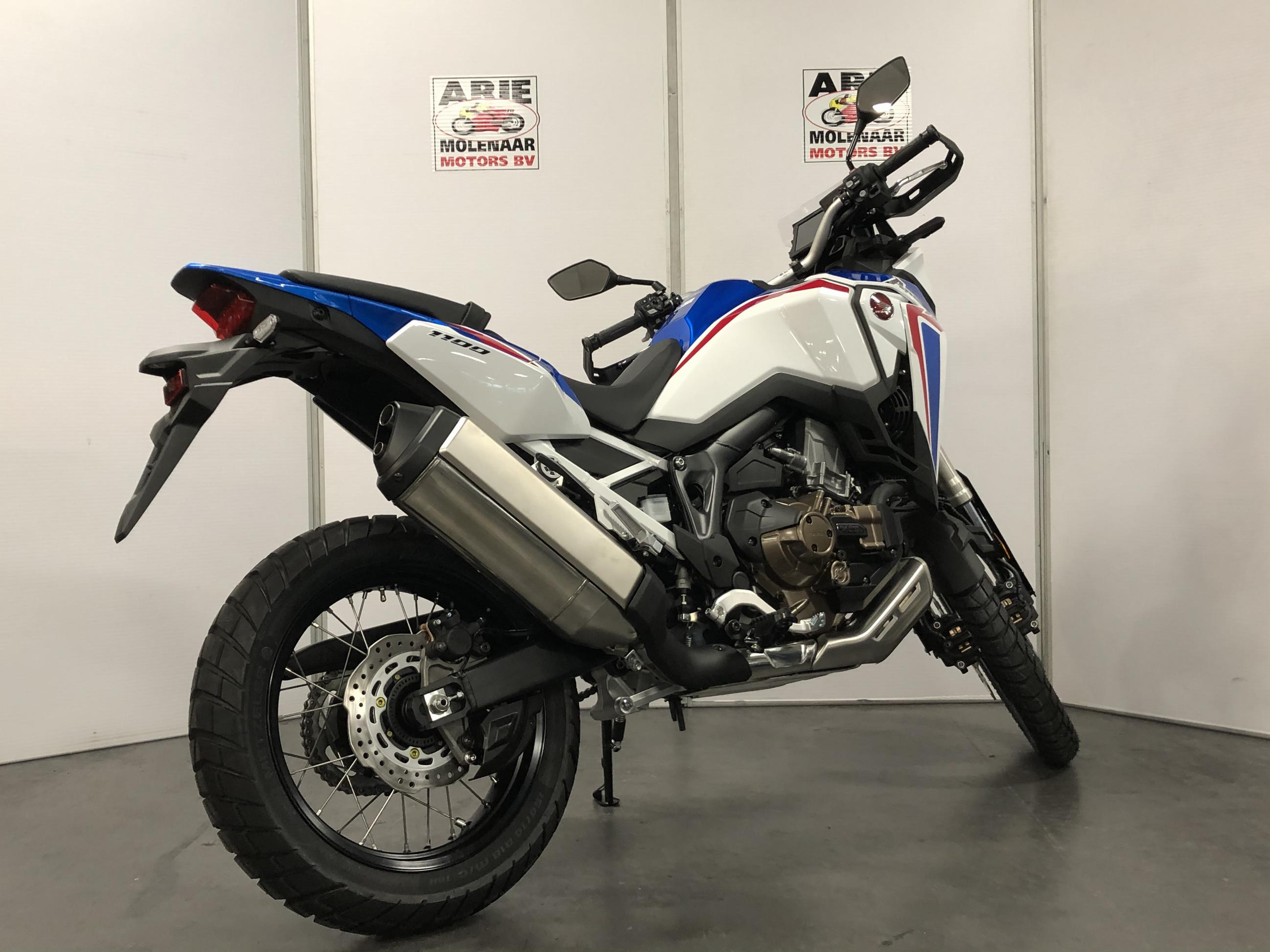 HONDA CRF 1100 ABS