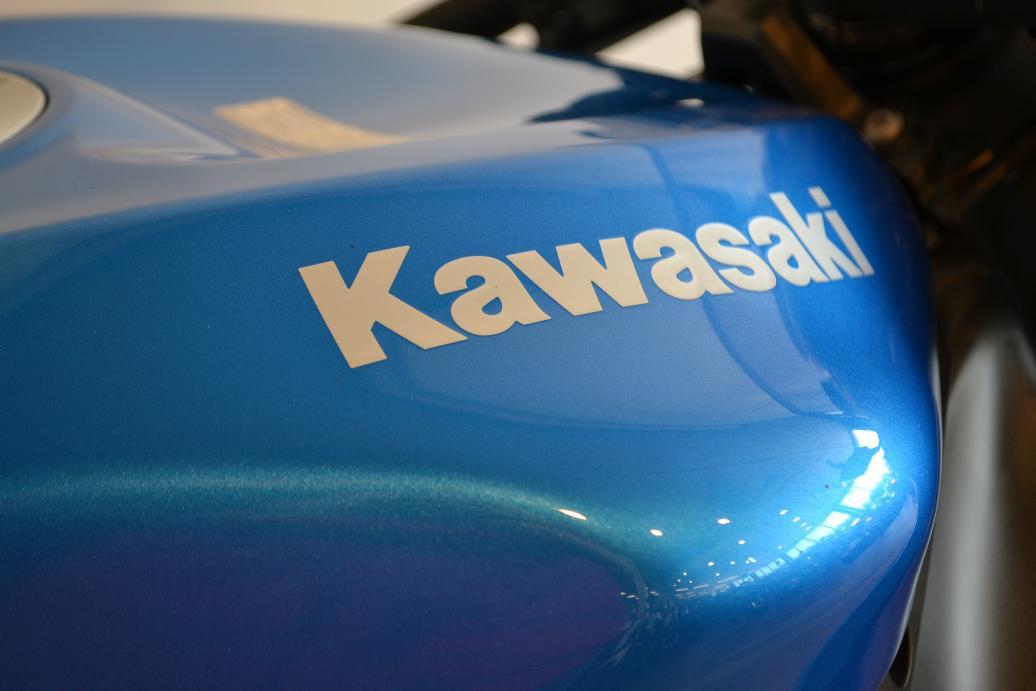 KAWASAKI - ZX 6 R