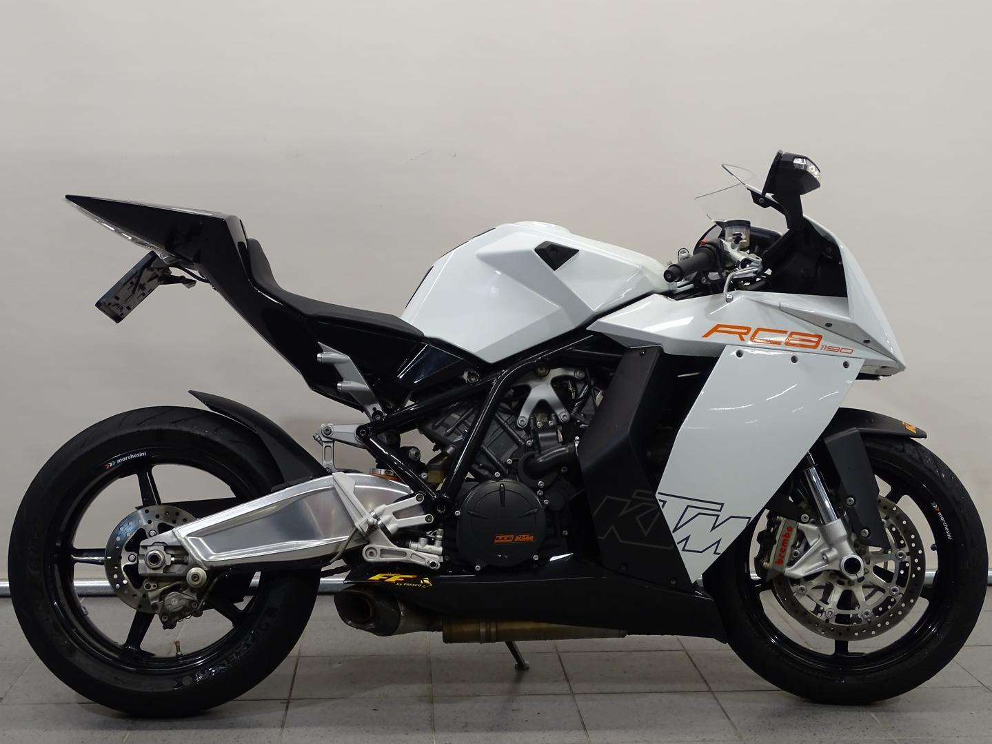 KTM - RC8