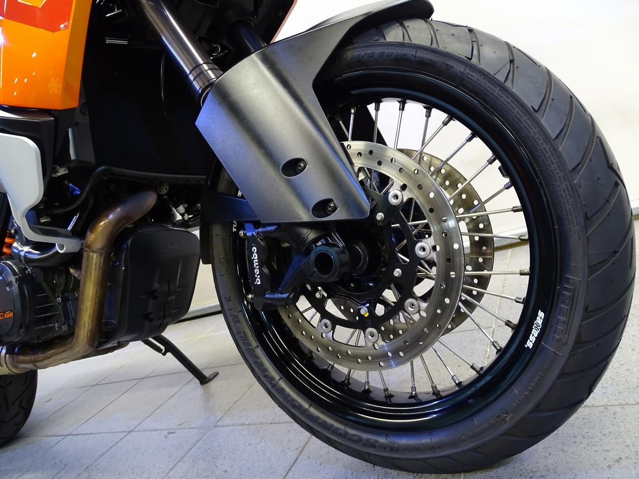 KTM - 1190 ADVENTURE ABS/MSC