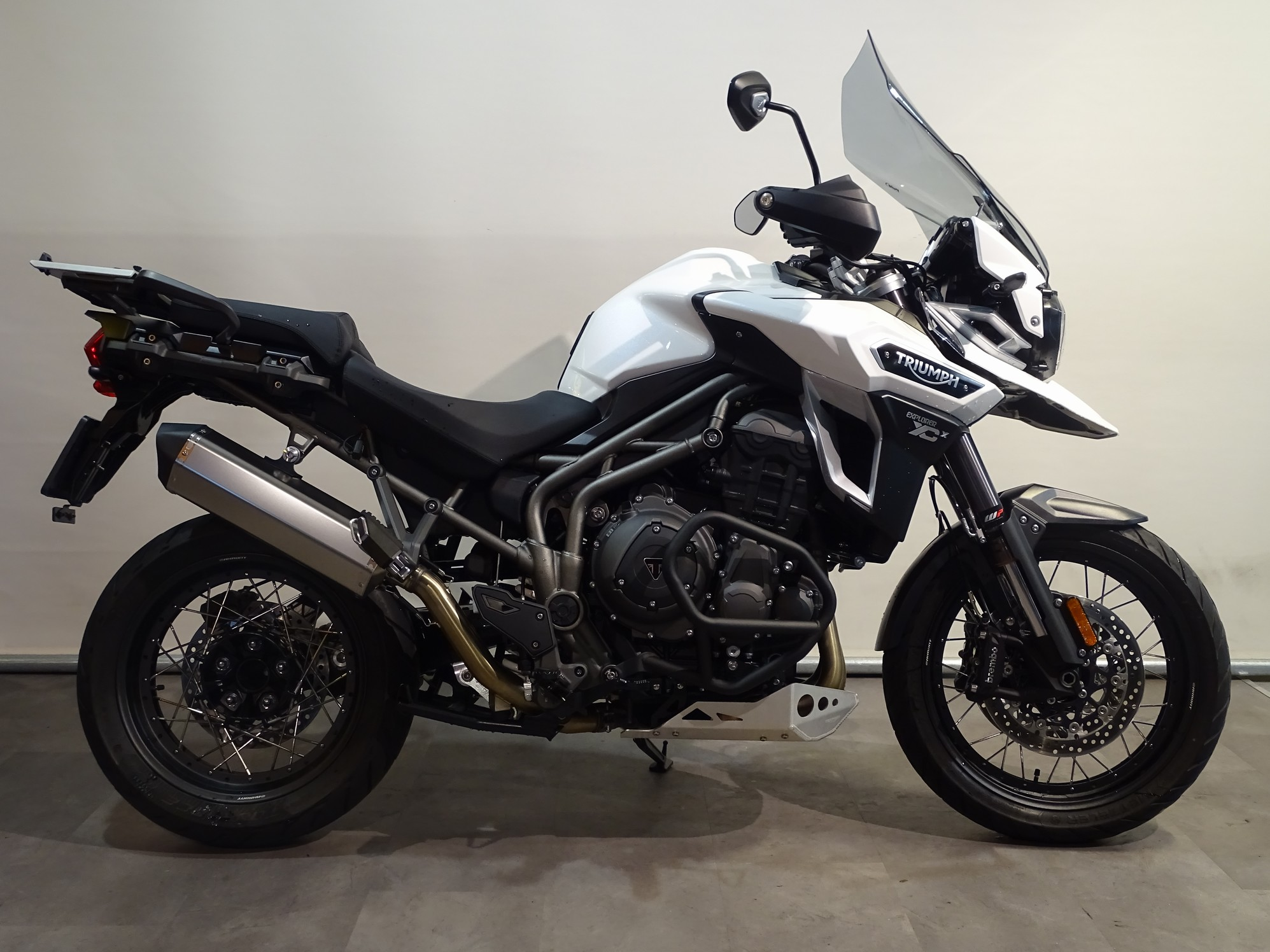 TRIUMPH - TIGER 1200 XCX EXPLORER ABS
