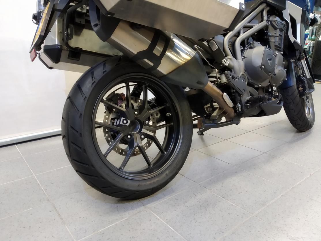TRIUMPH - TIGER 1200 XRT EXPLORER ABS
