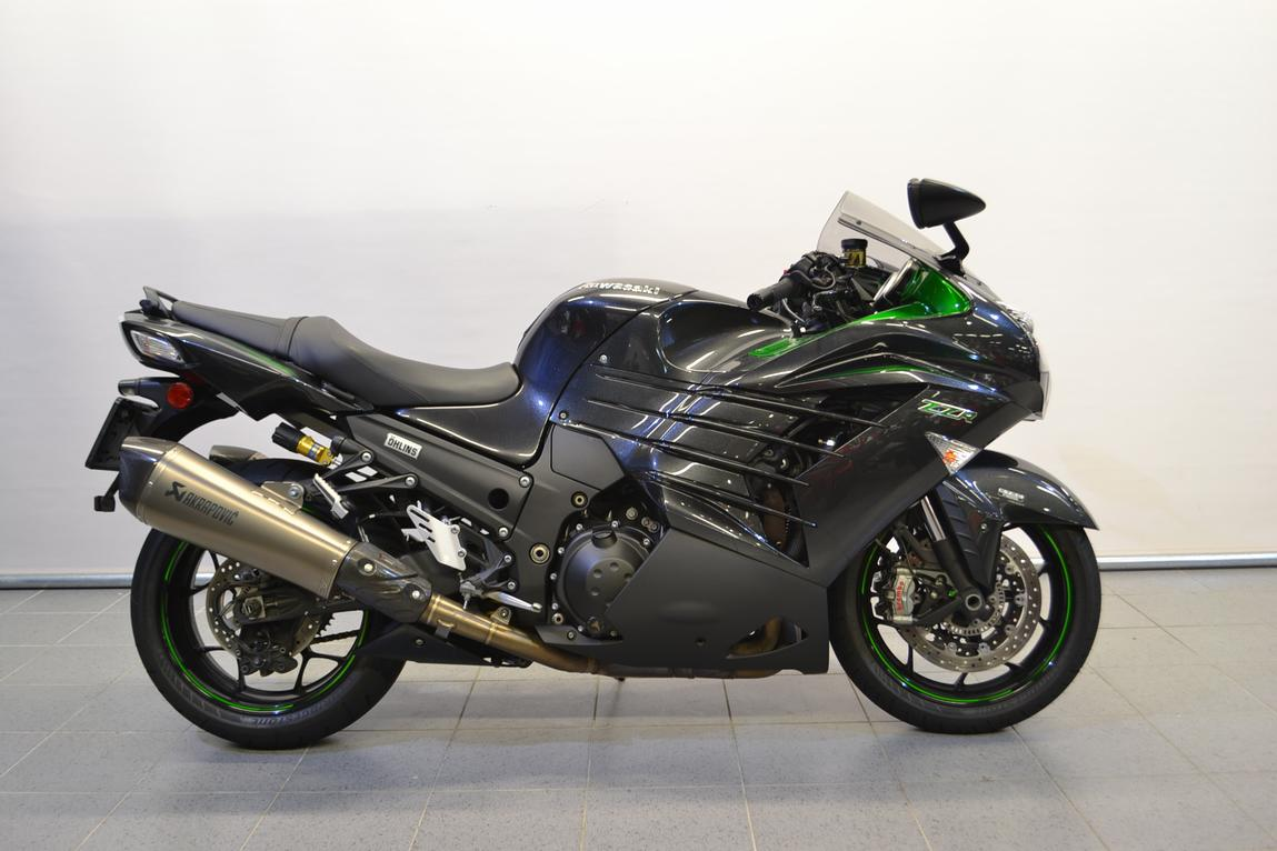 KAWASAKI - ZZR 1400 ABS PERFORMANCE SPORT