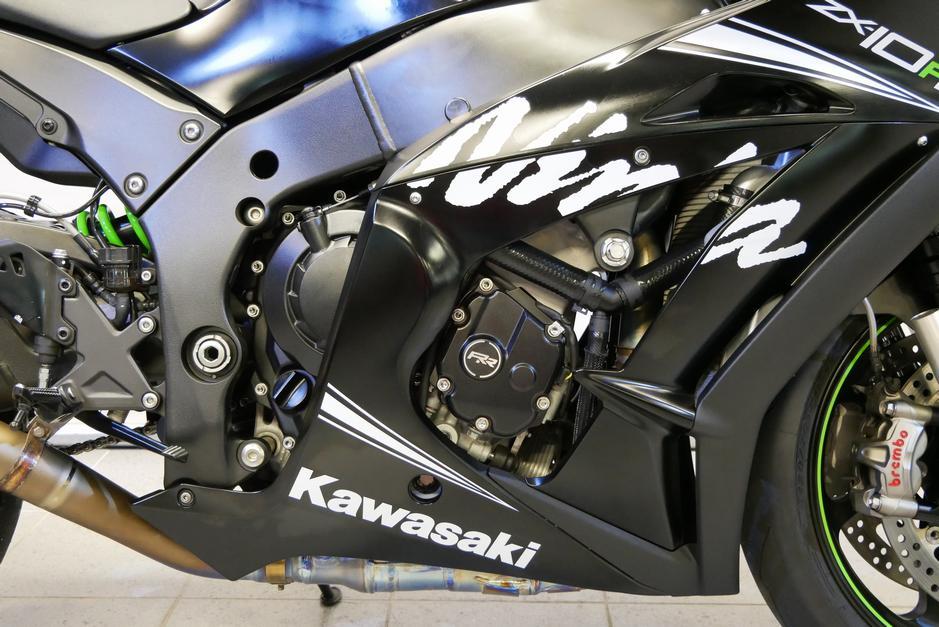 KAWASAKI - ZX 10 RR