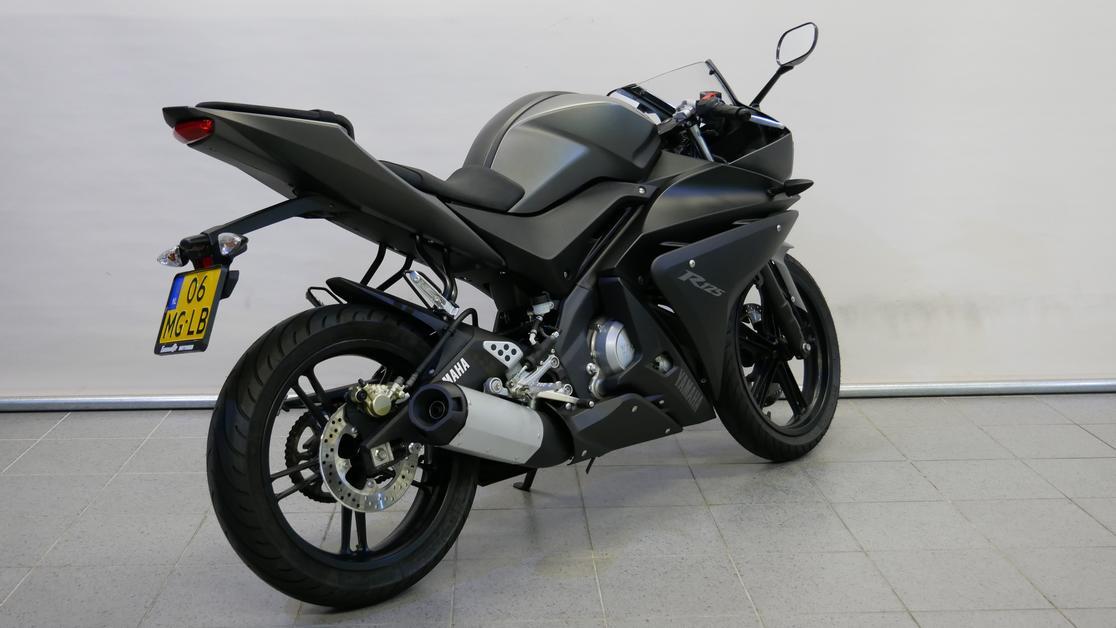 YAMAHA - YZF-R 125