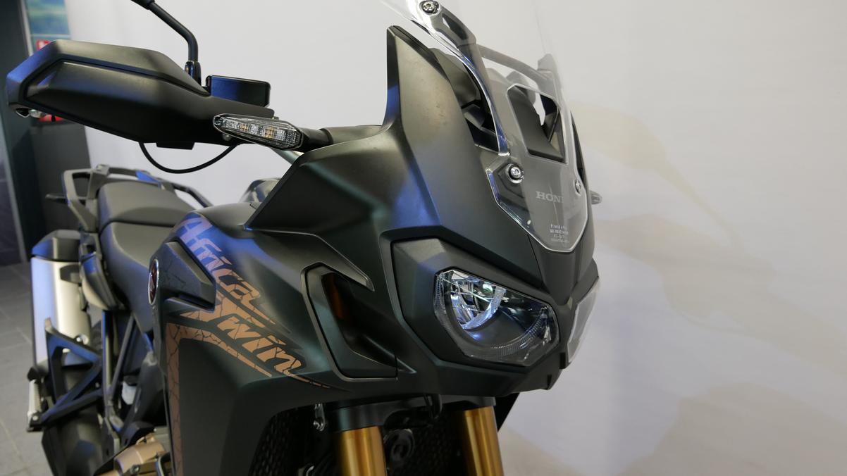 HONDA - CRF 1000 AFRICA TWIN DCT