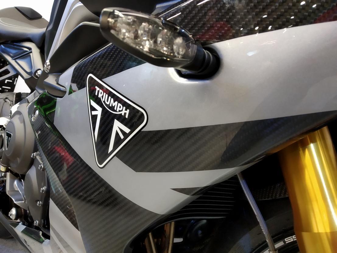TRIUMPH - DAYTONA MOTO2 765 LIMITED