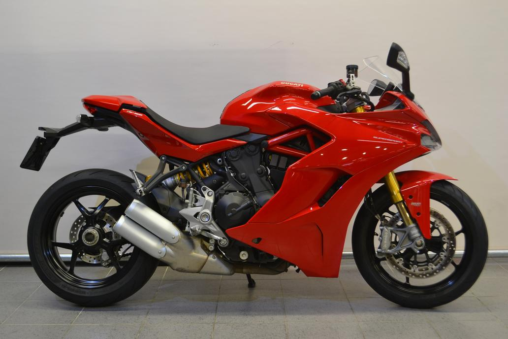 DUCATI - SUPERSPORT S