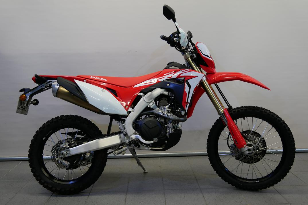 HONDA - CRF 450 L