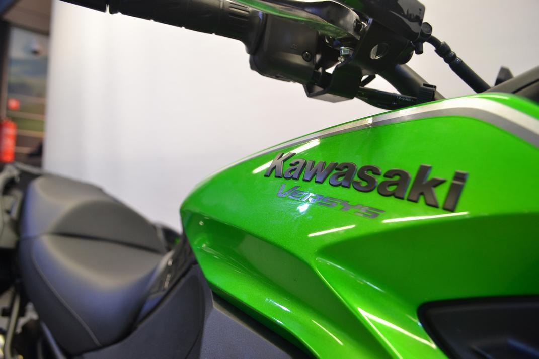 KAWASAKI - VERSYS 1000