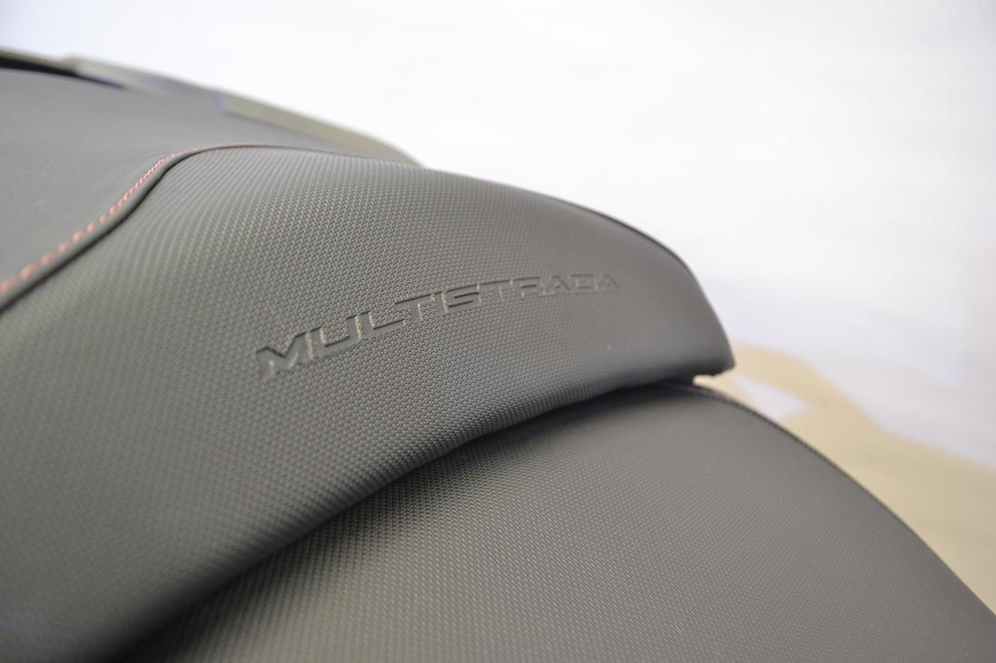 DUCATI - MULTISTRADA 1200 S