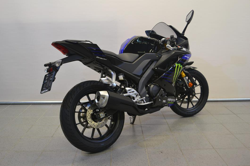 YAMAHA - YZF-R 125 MONSTER ENERGY