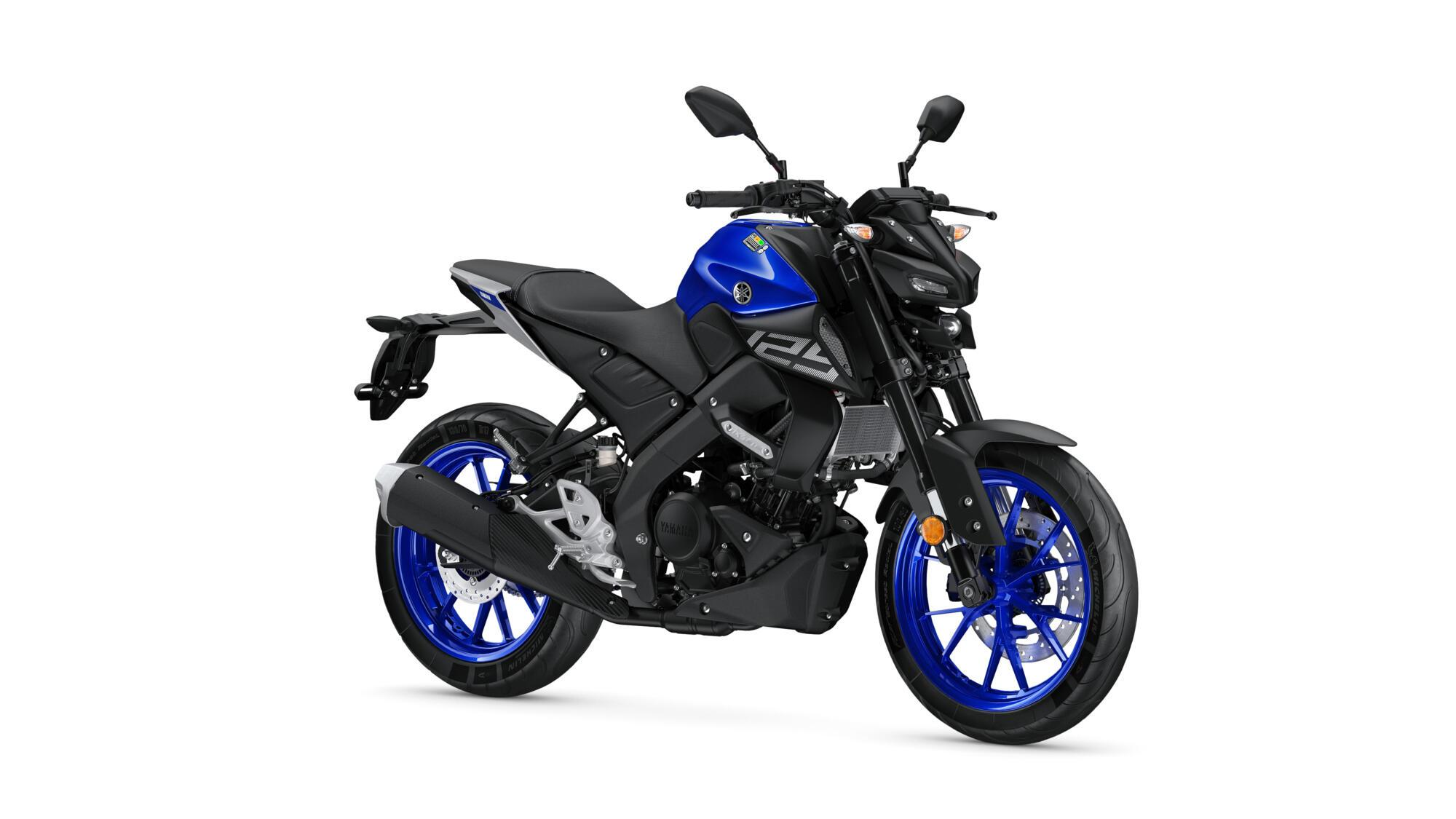 YAMAHA - MT 125 ABS