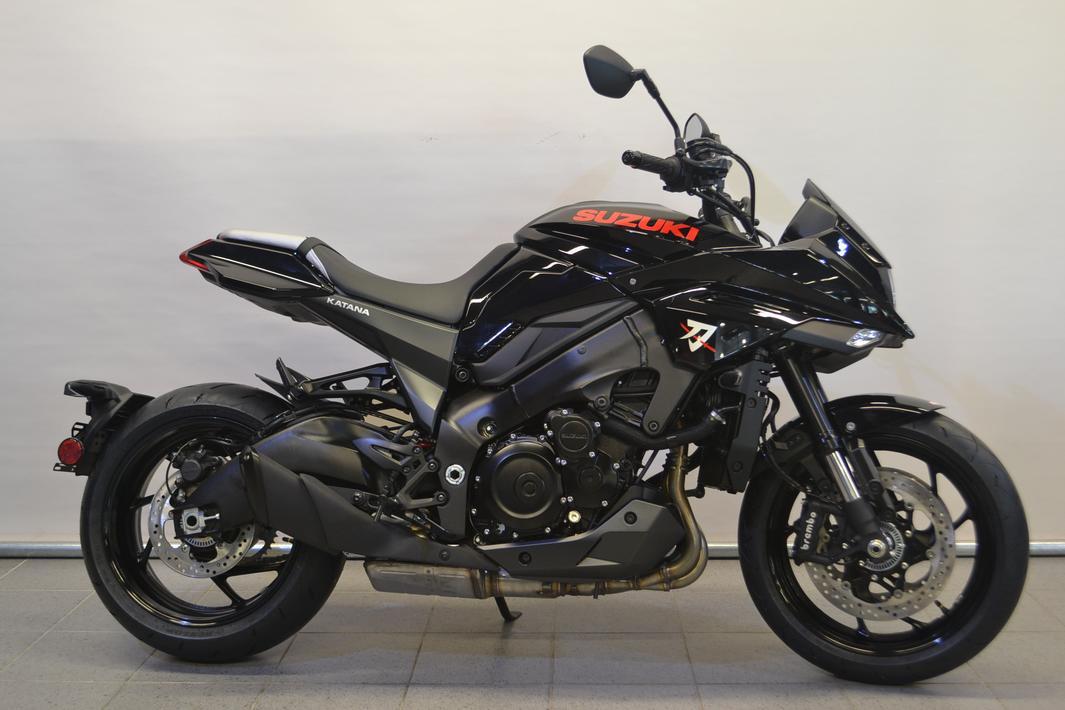 Te Koop: SUZUKI GSX-S 1000S Katana GSX-S 1000 - BikeNet