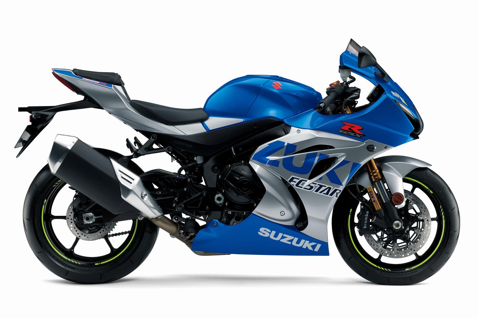 SUZUKI - GSX-R1000 R