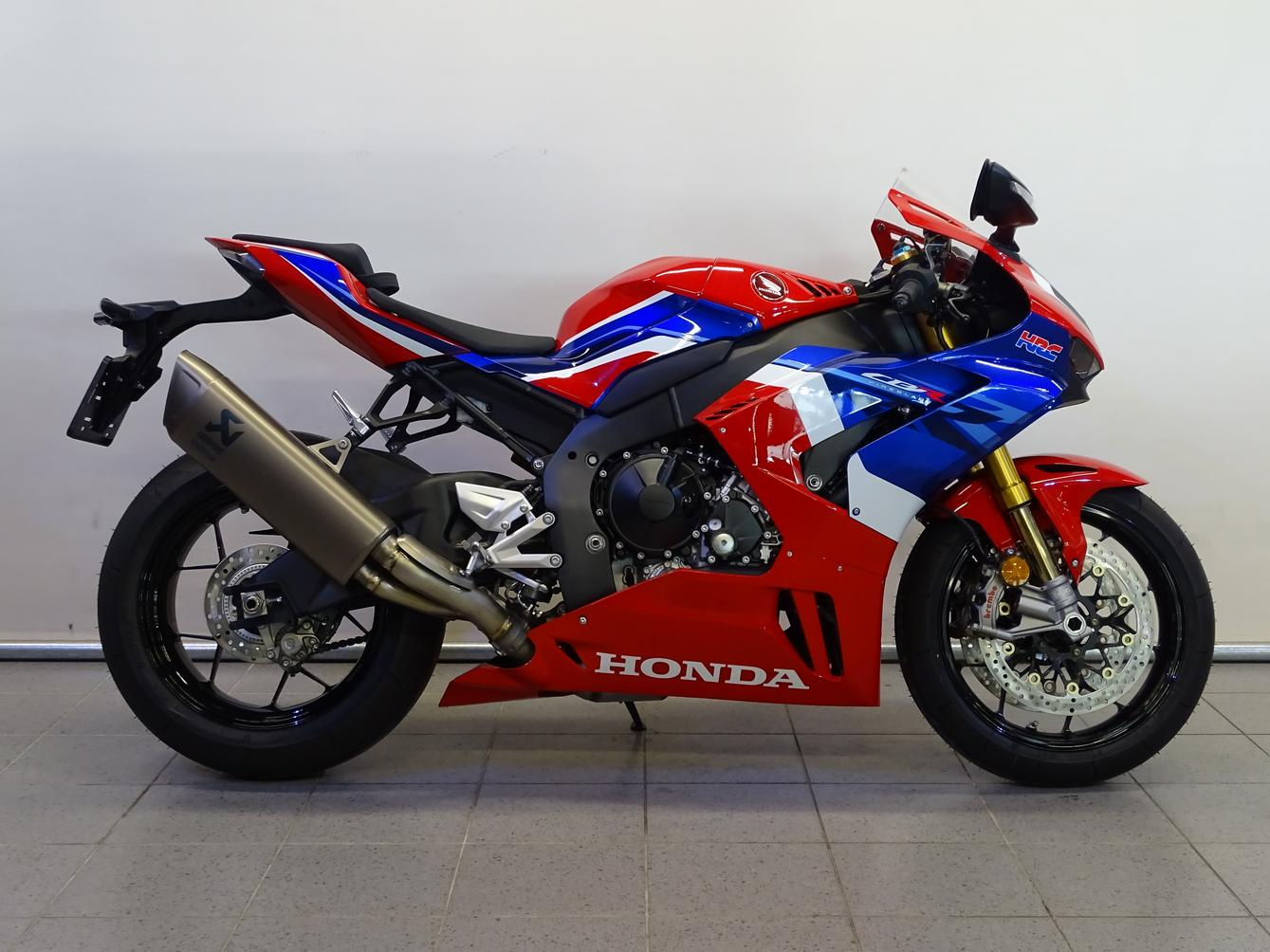 HONDA - CBR 1000 RR SP