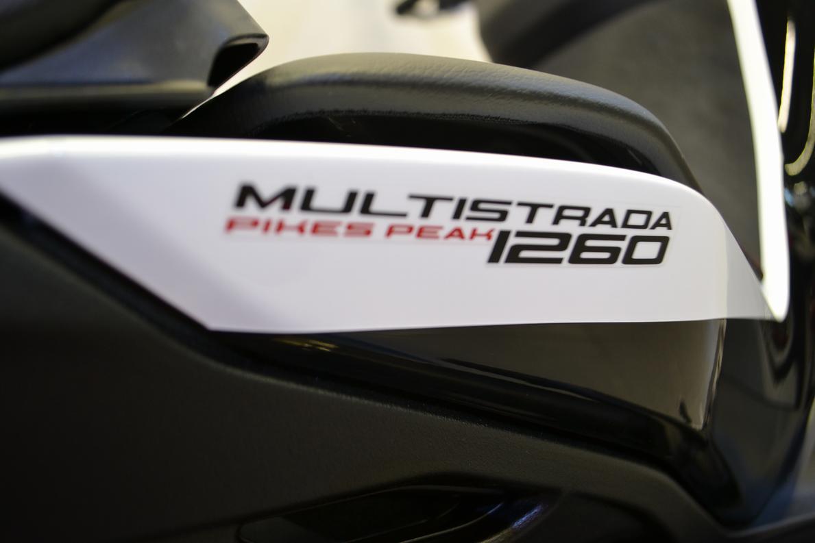 DUCATI - MULTISTRADA 1260 PIKES PEAK