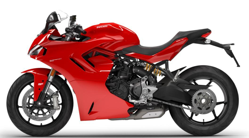 DUCATI - SUPERSPORT