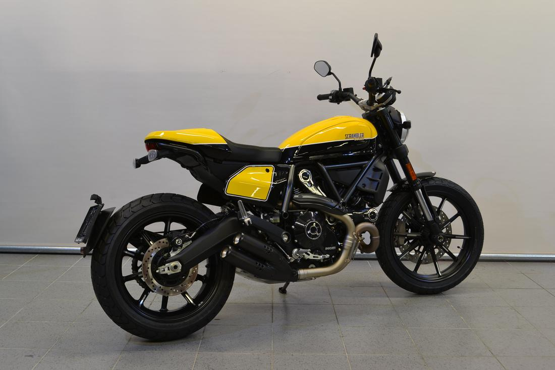 DUCATI - SCRAMBLER FULL THROTTLE