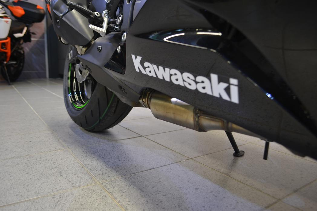 KAWASAKI - NINJA ZX-6R