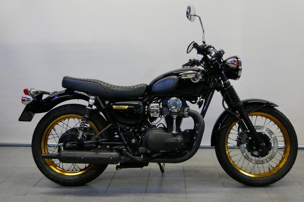 KAWASAKI - W 800 SPECIAL