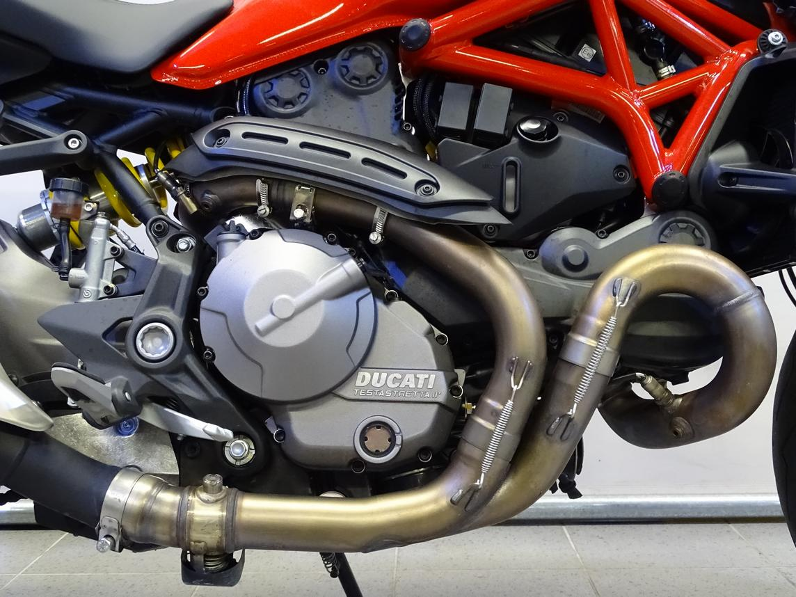 DUCATI - MONSTER 821 35 KW