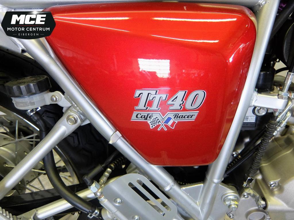 MASH TT 40 Cafe Racer