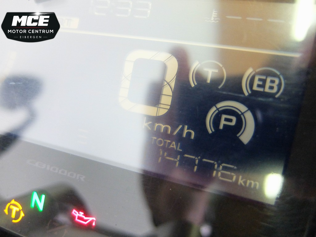 HONDA - CB 1000 RAJ