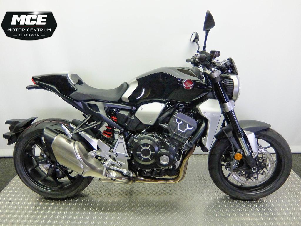 HONDA - CB1000R+