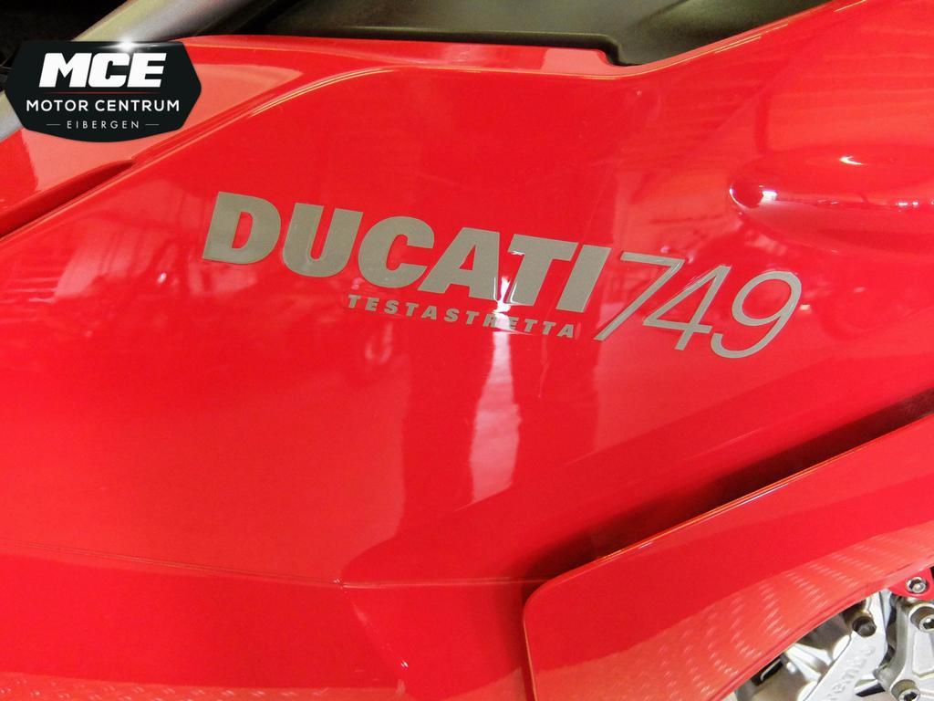 DUCATI - 749