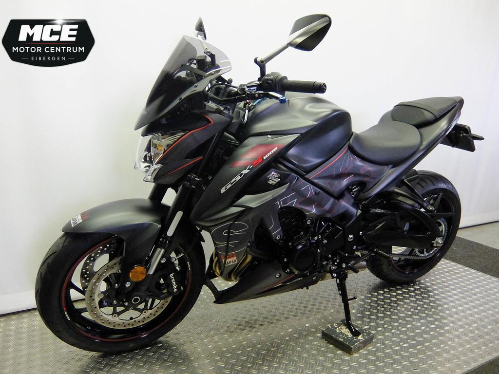 SUZUKI - GSX-S1000A Street Extreme