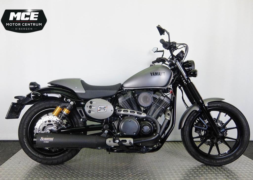 YAMAHA - XVS 950 CU
