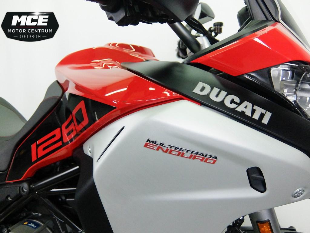 DUCATI - 1260 Multistrada Enduro Low