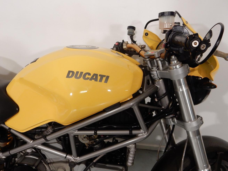 DUCATI - 900 MONSTER Zeer nette Monste